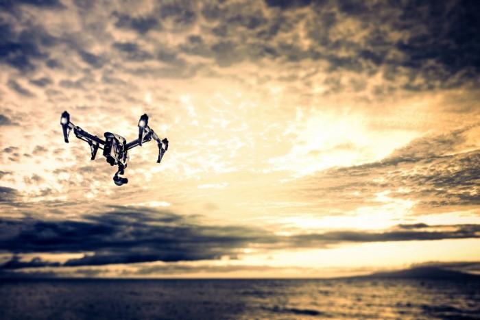 Inglaterra condena por primera vez a un piloto de drones