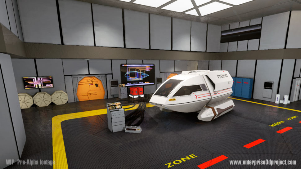 Proyecto de Enterprise VR