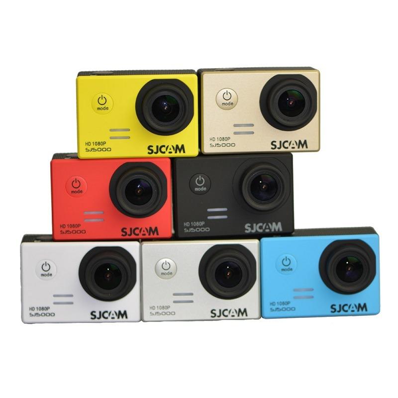 SJCAM SJ5000 WiFi colores