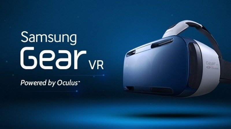 Samsung Gear VR - Oculus connect