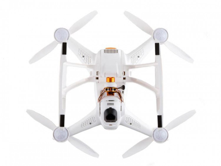 Chroma Camera Drone CGO3. Fuente: http://www.helidirect.com/