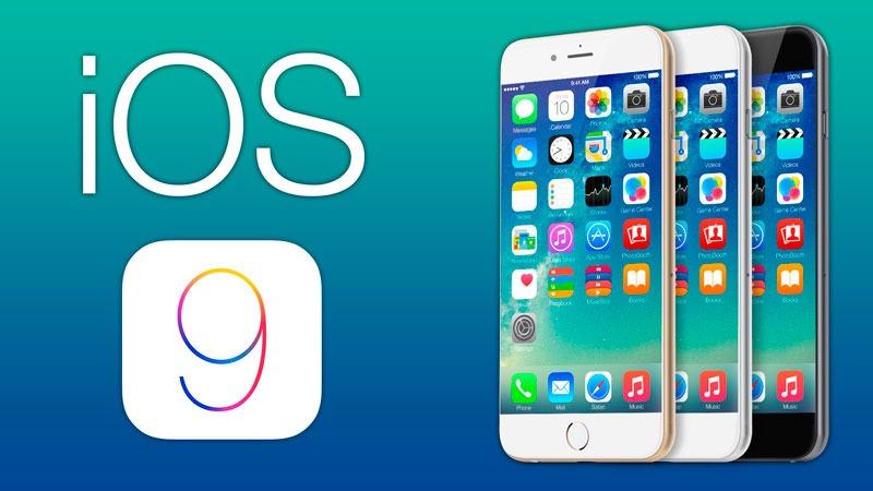 ios 9 iphone apple