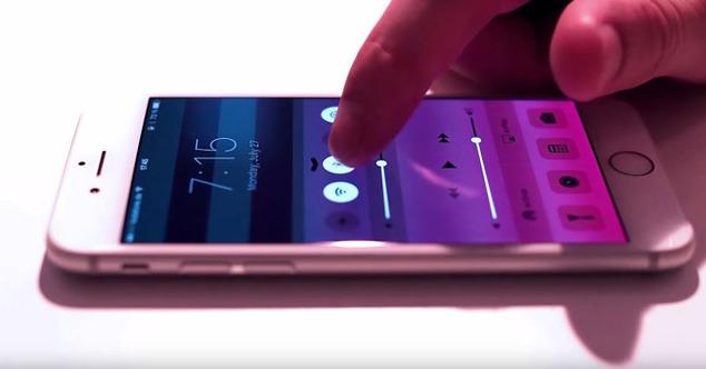 Touch Display 3D en el iPhone 6S. Fuente: http://www.movilzona.es/