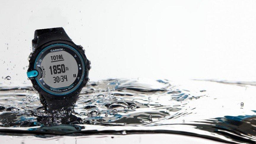 pulseras deportivas - garmin swim