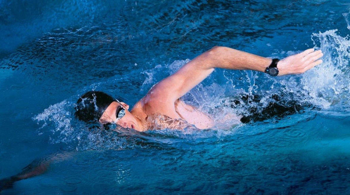 Wearables y smartwatch para natación