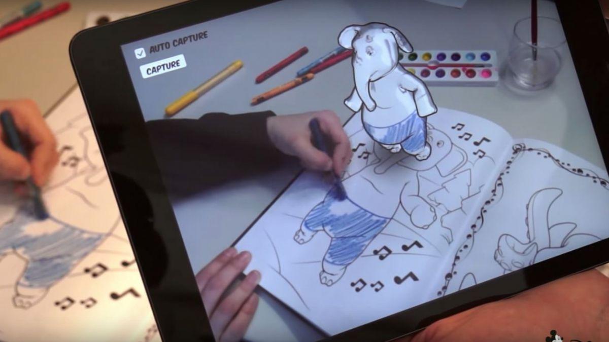 Ahora podrás dibujar en 3D con gracias a Disney Research
