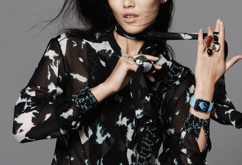 Apple Watch Liu Wen