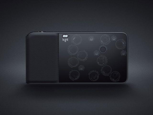 Una startup llamada Light quiere lanzar una cámara con 16 lentes