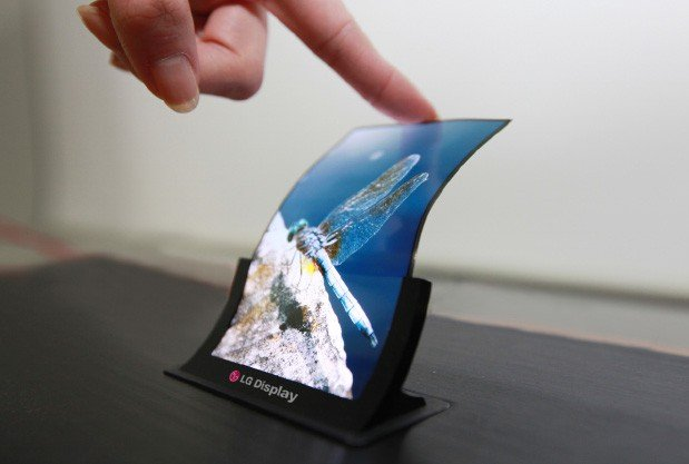 LG Display OLED para TV