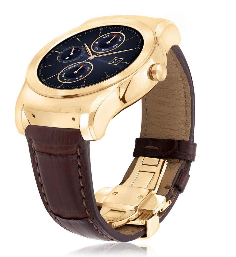 LG Watch Urban Luxe
