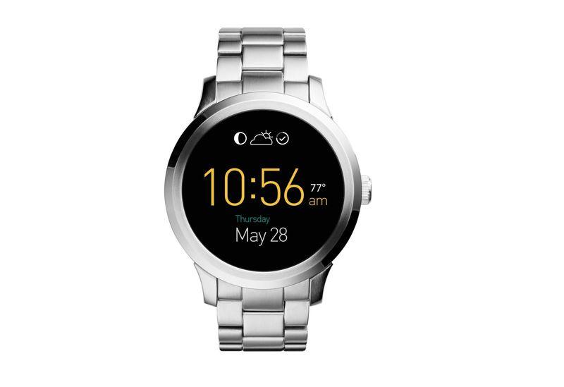 Ya está disponible el primer smartwatch de Fossil