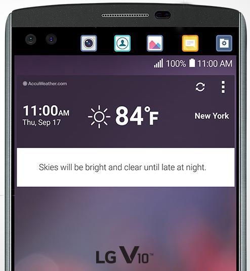 Nuevo LG V10