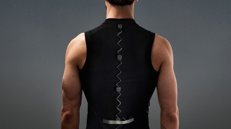 TruPosture wearable