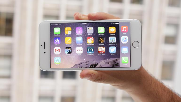 El nuevo iPhone 6s Plus ha sido la clave para este magnífico año de Apple.