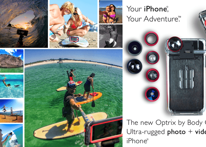 Convierte tu iPhone en una cámara GoPro profesional