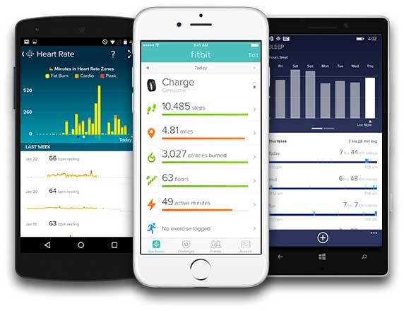 App de Fitbit