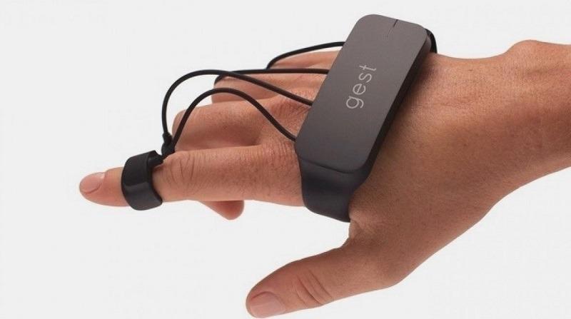 Gest, el guante wearable que necesitábamos
