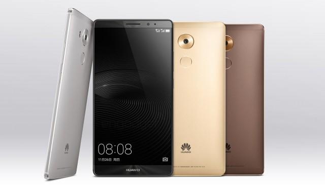 Mate 8, el nuevo móvil de Huawei
