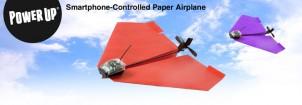 PowerUp 3.0, un divertido avión de papel que pilotarás con tu móvil