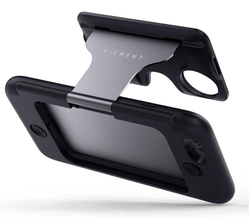 funda smartphone visor VR-AR