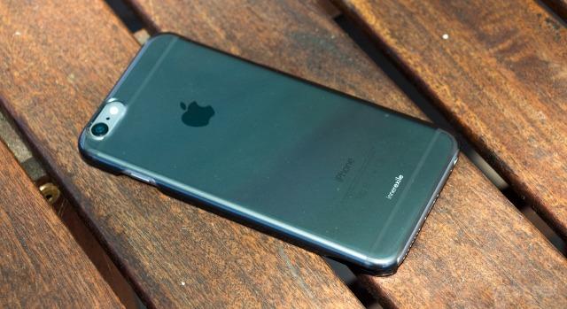 Carcasa autoreparadora para iPhone 6S Innerexile. Fuente: Engadget.com