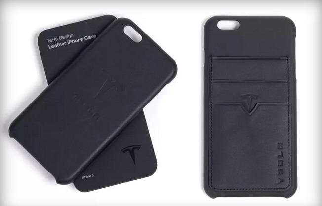 Funda para el iPhone 6 de Tesla