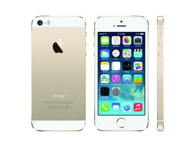iPhone 5S blanco