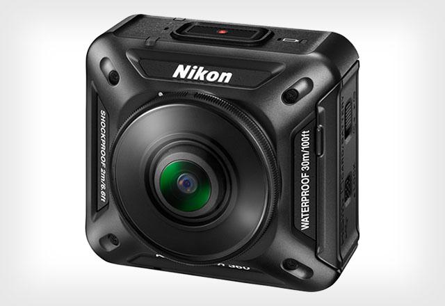 Estos son los primeros vídeos de 360 grados de la nueva cámara de Nikon