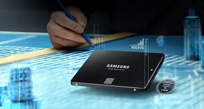 Samsung 16TB HDD