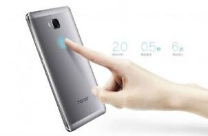 Honor 5X, el asalto de Huawei al mercado de los smartphones