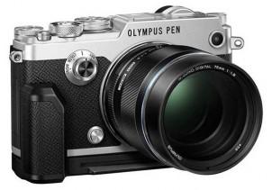 Olympus PEN-F, la nueva estrella de las cámaras fotográficas