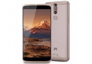 Axon Mini, el móvil de ZTE con pantalla sensible