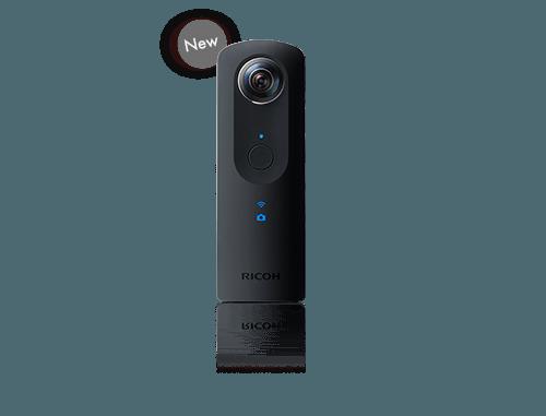 Pentax RICOH THETA S, una de las mejores cámaras de 360º del mercado