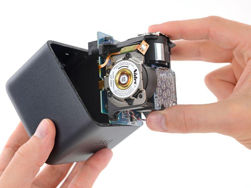 Así son las HTC Vive por dentro