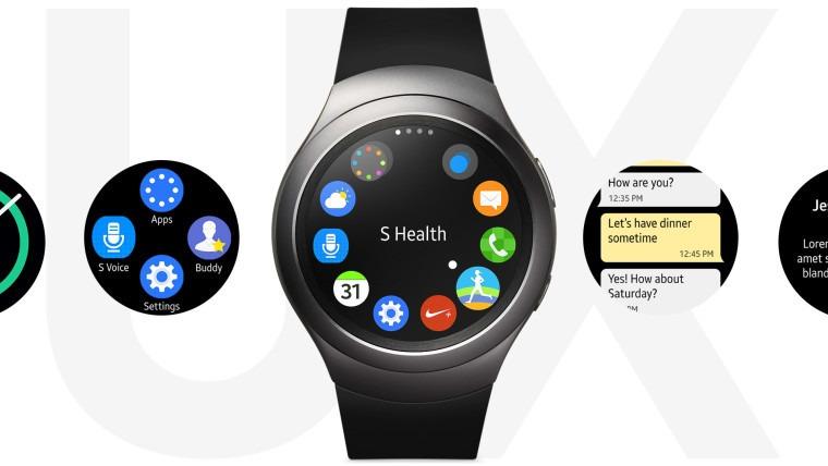 Samsung Gear con Tizen