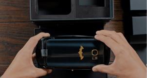 Samsung lanza el S7 Edge Batman Edition