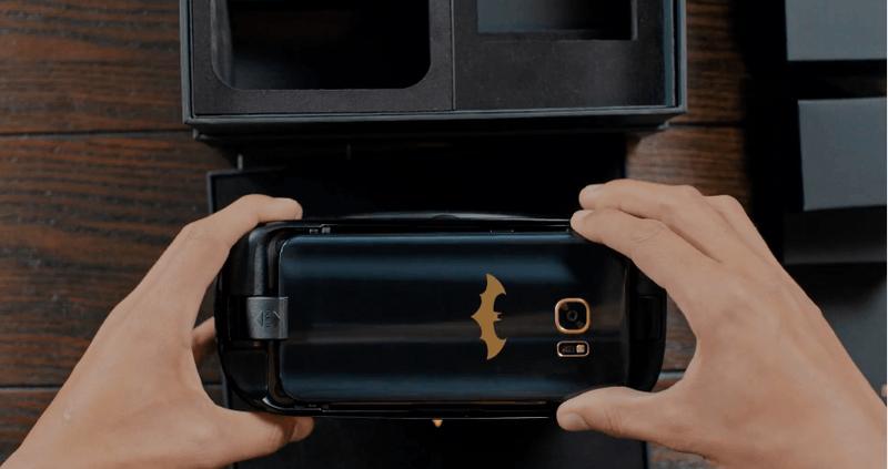 Samsung S7 Batman