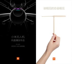 Mi Drone será la apuesta de Xiaomi por los drones