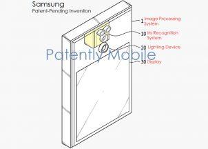 ¿Llegará el escáner de iris al Samsung Galaxy Note 7?