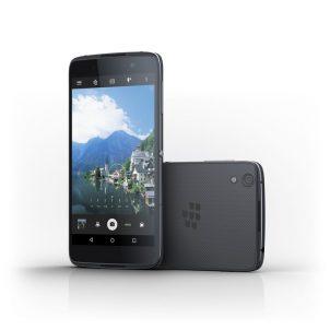 El DTEK50 de BlackBerry es el smartphone más seguro del mundo