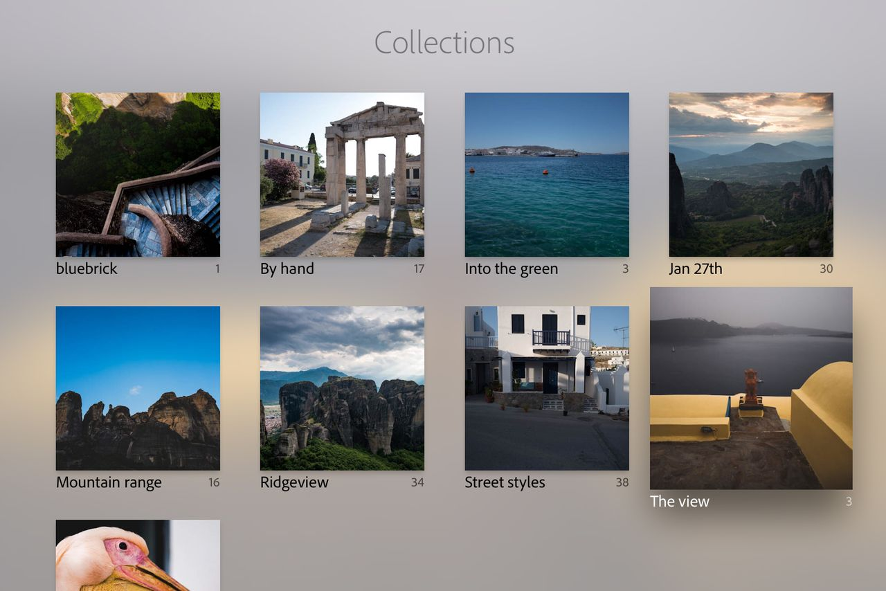 Lightroom ya está disponible en el Apple TV