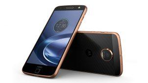 Moto Z Force inaugura la unión Lenovo-Motorola