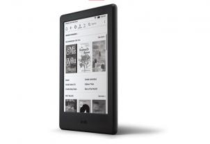 Así es el nuevo Amazon Kindle 2016
