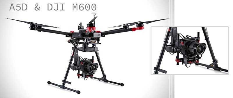 Drone A5D-M600