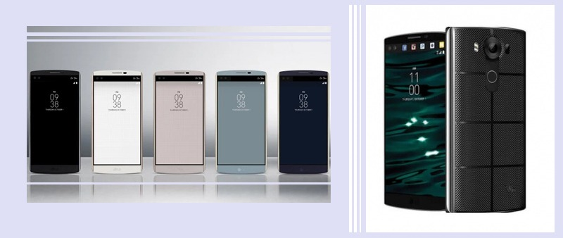 LG V20, el primer móvil con sistema Android 7 Nougat