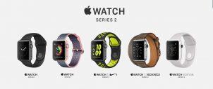 Apple Watch Series 2 se renueva enfocándose en el deporte