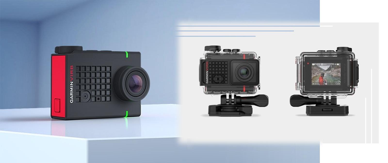 Garmin Virb Ultra 30, grandes prestaciones con resolución 4K