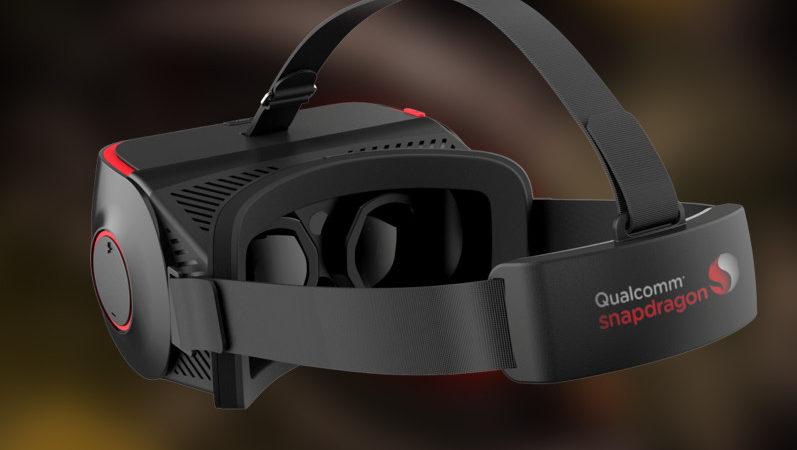 Snapdragon VR820, casco de realidad virtual de Qualcomm