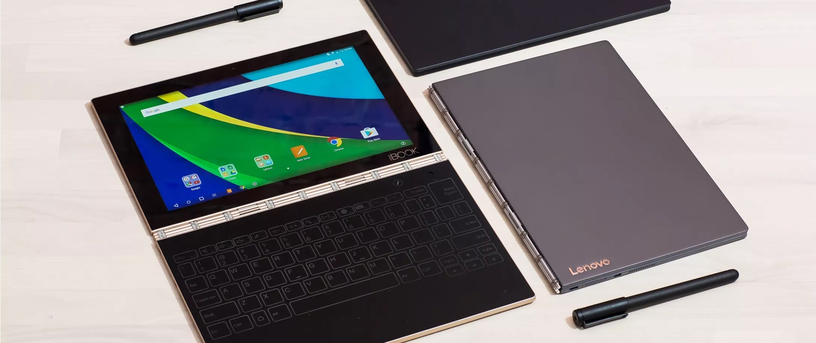 Lenovo Yoga Book, una tablet convertible con grandes prestaciones