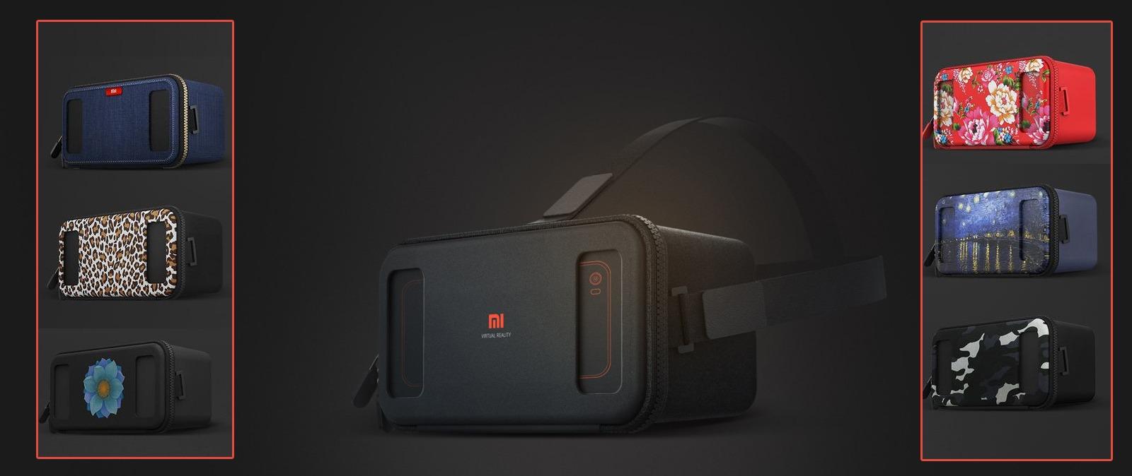Mi VR, las gafas de realidad virtual de Xiaomi